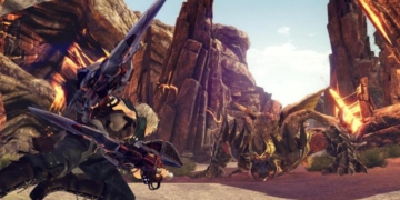 GodEater3 Firsts18