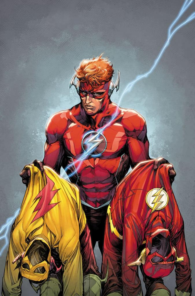 Heroes In Crisis Wally West