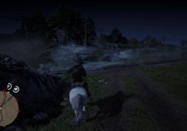 Red Redemption 2 Ghost Train