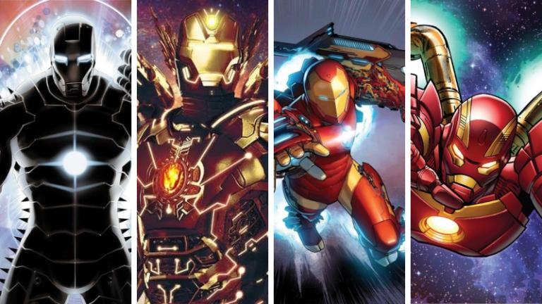 Armor Iron Man