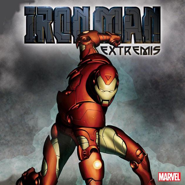 Armor Iron Man Extrimis