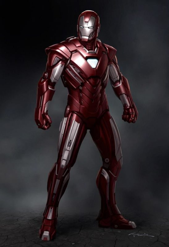Armor Iron Silver Centurion