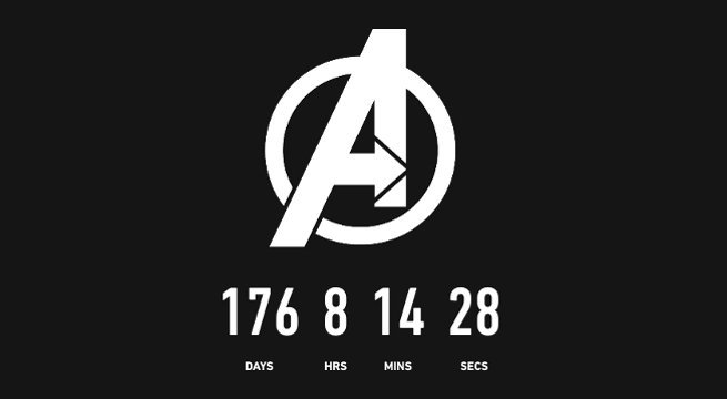 hitung mundur Avengers 4