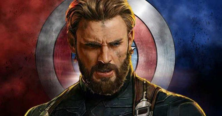 Chirs Evans Captain America
