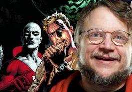 Del Toro Naskah Justice League Dark Selesai