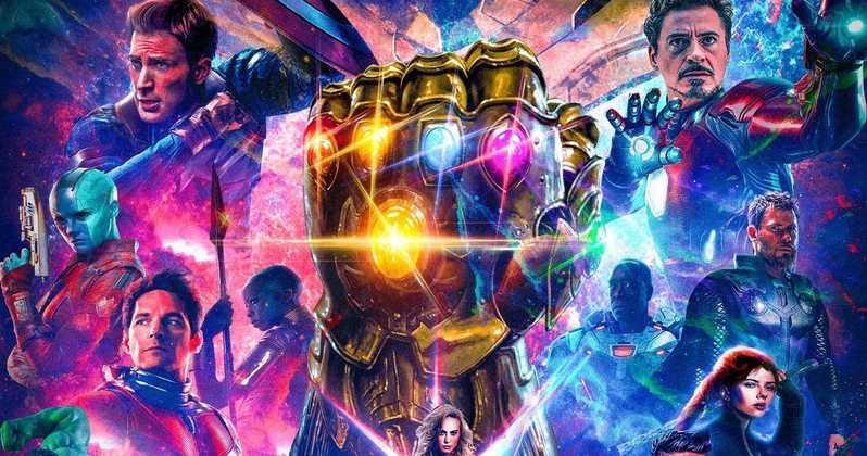 Durasi Film Avengers 4