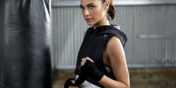 Gal Gadot Sesi Latihan Wonder Woman 1984