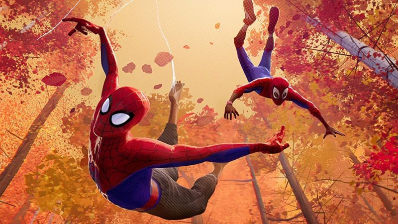 Jadwal Tayang Spiderman Into The Spider Verse Bioskop Indonesia