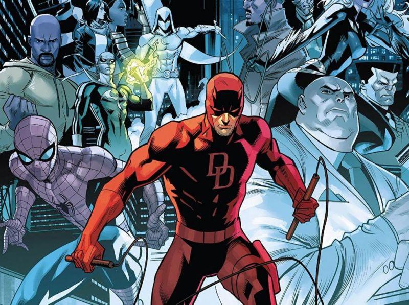 Karakter Ciptaan Stan Lee Daredevil