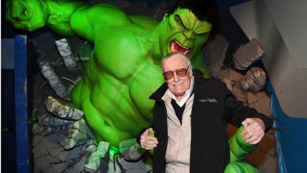 Karakter Ciptaan Stan Lee Hulk