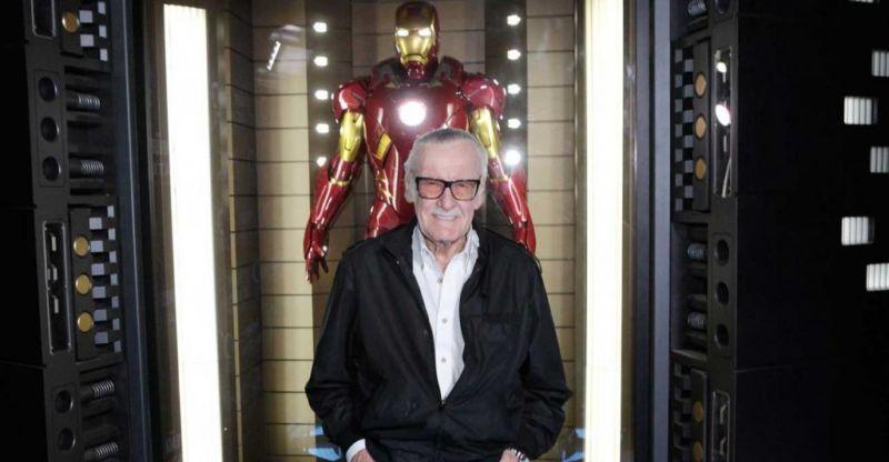 Karakter Ciptaan Stan Lee Iron Man