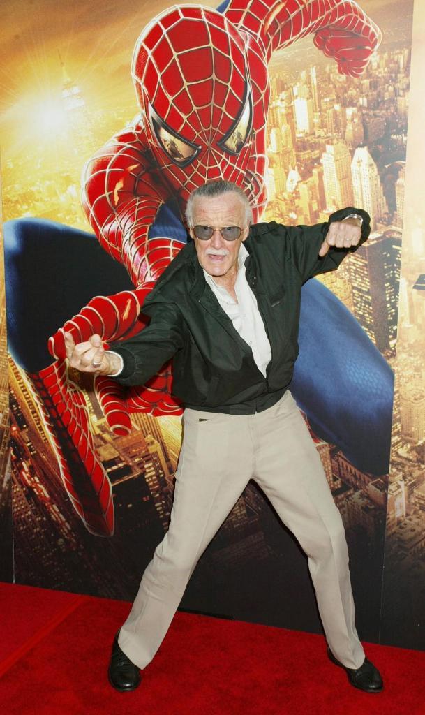 Karakter Ciptaan Stan Lee Spider Man