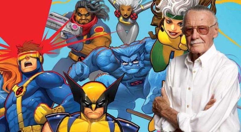Karakter Ciptaan Stan Lee X Men