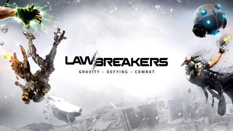 Law Breakers Powerup