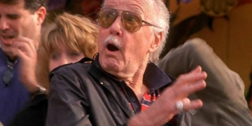 Marvel Cameo Stan Lee