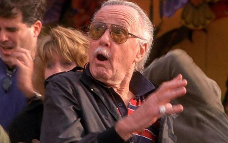 Marvel Cameo Stan Lee