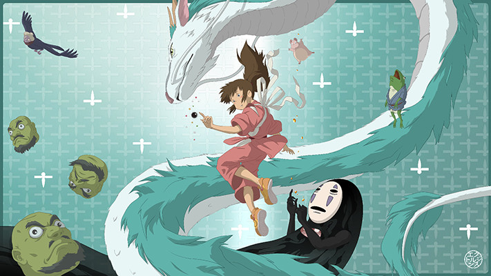 Rekomendasi Film Animasi Terbaik Spirited Away