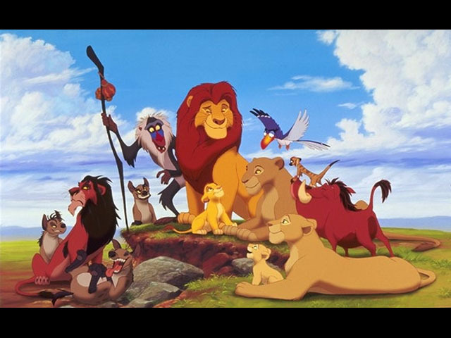 Rekomendasi Film Animasi Terbaik The Lion King