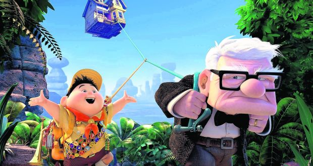Rekomendasi Film Animasi Terbaik Up