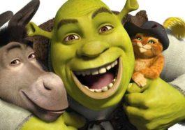 Shrek Puss In Boots Reboot