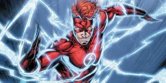 Speedster Tercepat Wally West