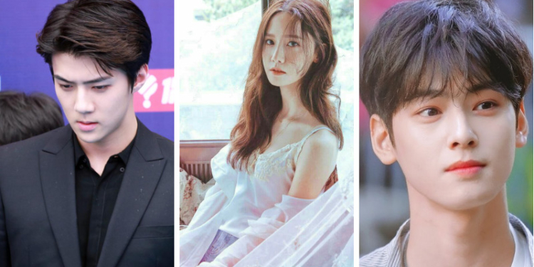 Sukses Besar, Inilah 10 Idol K Pop Yang Jadi Pemeran Utama Di Dalam Drama Korea! Dafunda Tv