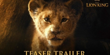 Teaser Trailer The Lion King Sinopsis Poster
