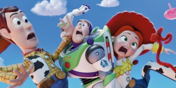Teaser Trailer Toy Story 4