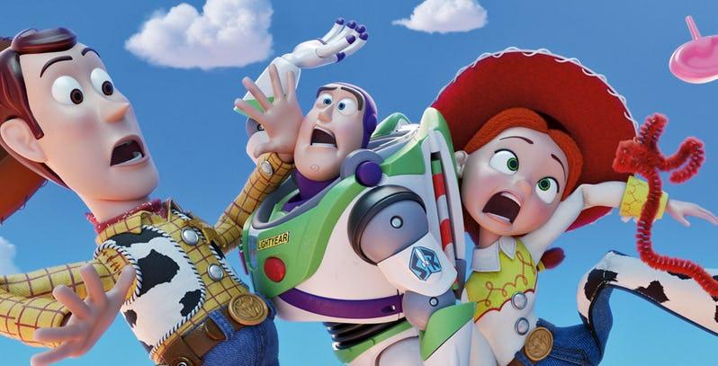 Teaser Trailer Toy Story 4