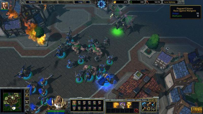 Warcraft 3 Reforged C