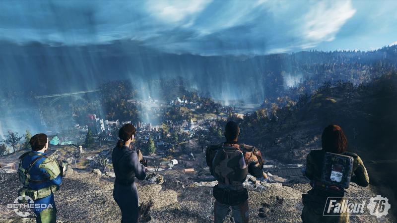 Bethesda Banned Massal Pengguna Mod Di Fallout 76! Dafunda Game