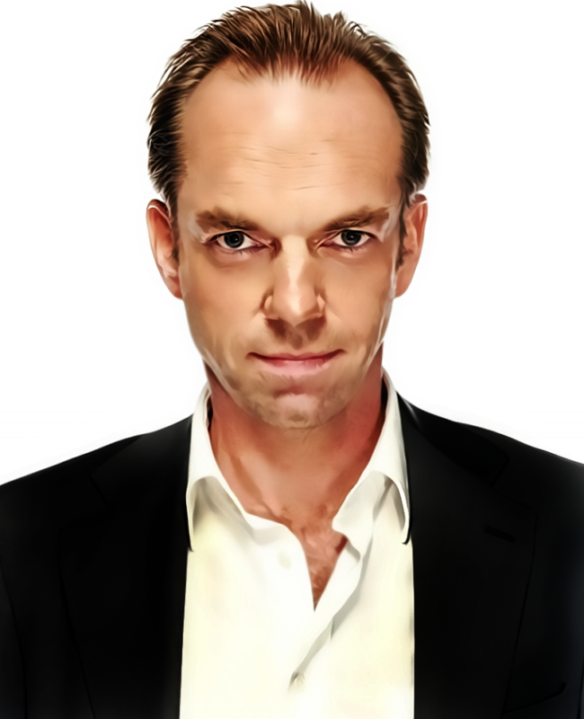 Aktor Marvel Dc Hugo Weaving