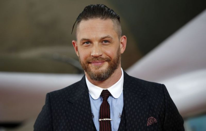 Aktor Marvel Dc Tom Hardy