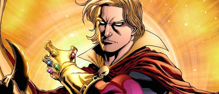 Anggota Guardians Of The Galaxy Adam Warlock