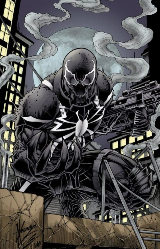 Anggota Guardians Of The Galaxy Agent Venom