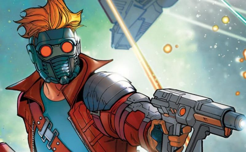 Anggota Guardians Of The Galaxy Star Lord