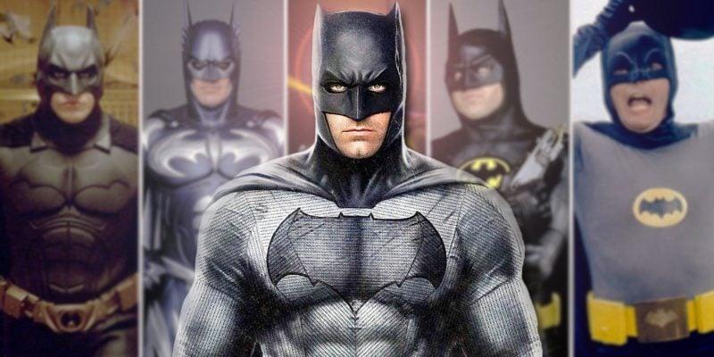 Ben Affleck Batman Sempurna