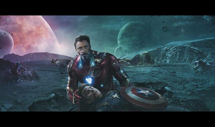 Fan Art Avengers Endgame