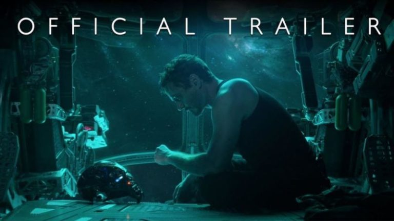 trailer avengers end game rilis