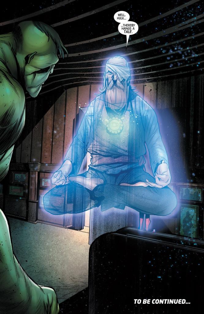 Immortal Hulk The Best Defense #1 4