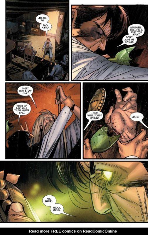 Immortal Hulk The Best Defense #1