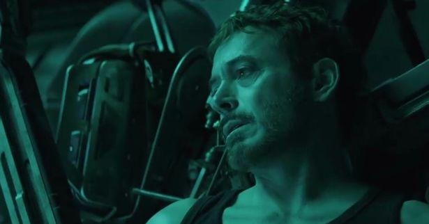 Karakter Mati Avengers Endgame 2