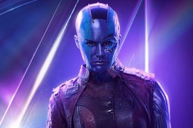 Karakter Mati Avengers Endgame 5