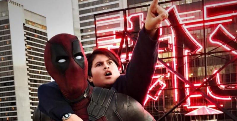 Once Upon A Deadpool Trailer Baru