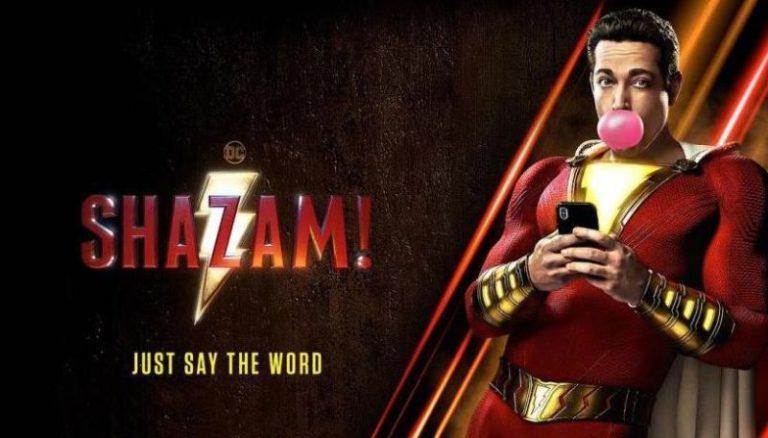 Poster Baru Shazam