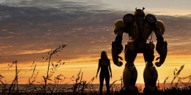 Sneak Preview Bumblebee Indonesia