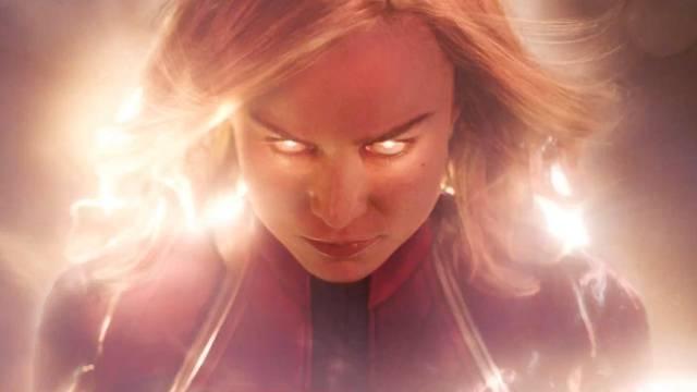 Suoerhero Wanita Terkuat Captain Marvel