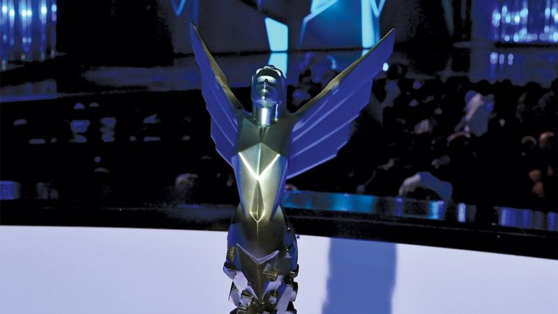 The Game Awards Trophy