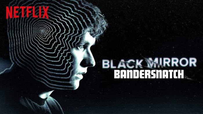Trailer Black Mirror Bandersnatch