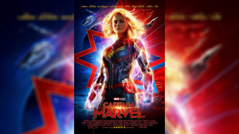 Trailer Terbaru Captain Marvel